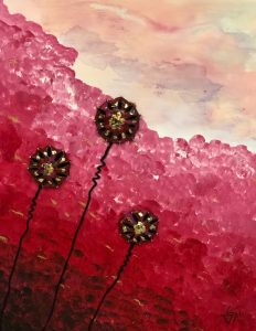 Belle Fleur - Donna Stone - Art for Sale