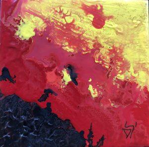 Coaster - Sunburst - Artwork to Love