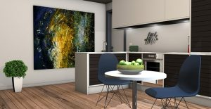 art - commercial interior design